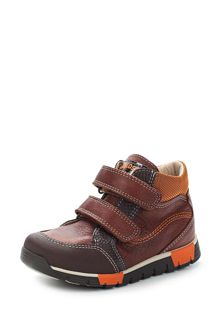Ботинки для мальчиков Pablosky 581087