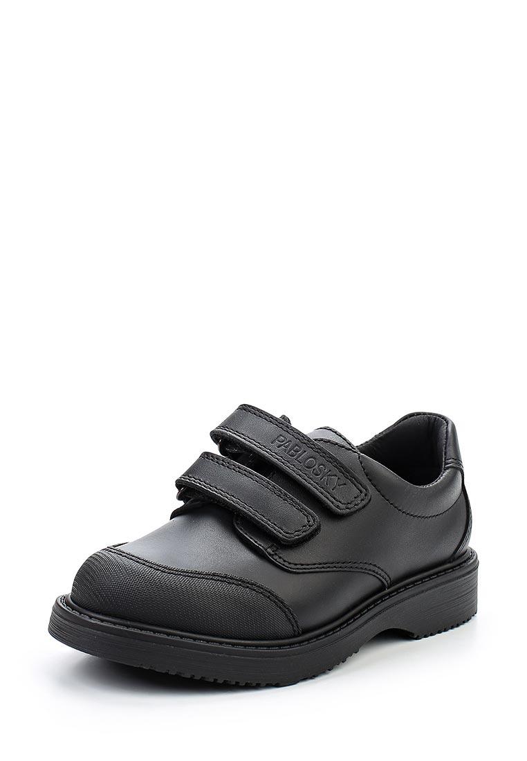 Ботинки для мальчиков Pablosky (Паблоски) 704510