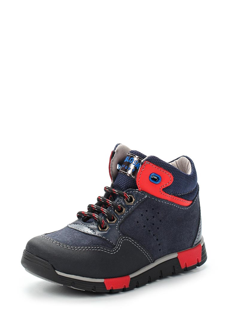 Ботинки для мальчиков Pablosky 581122