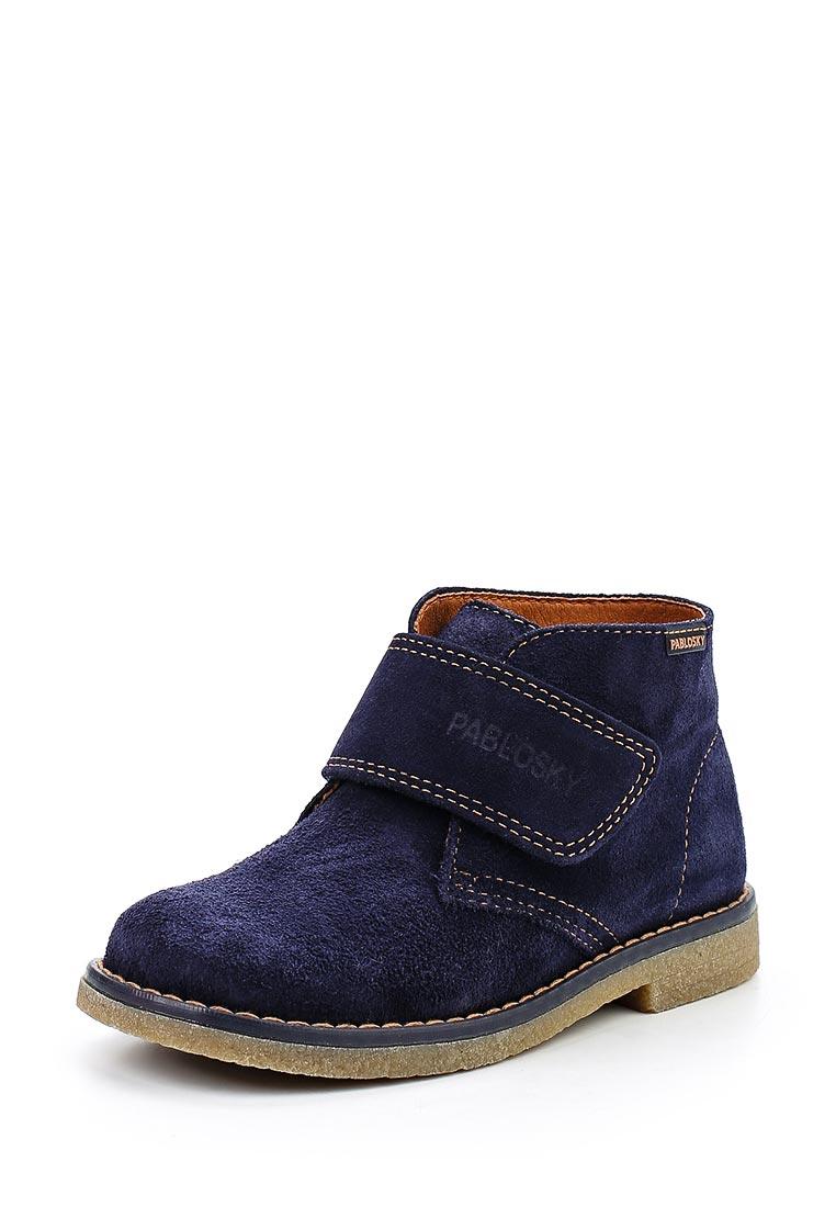 Ботинки для мальчиков Pablosky 579828