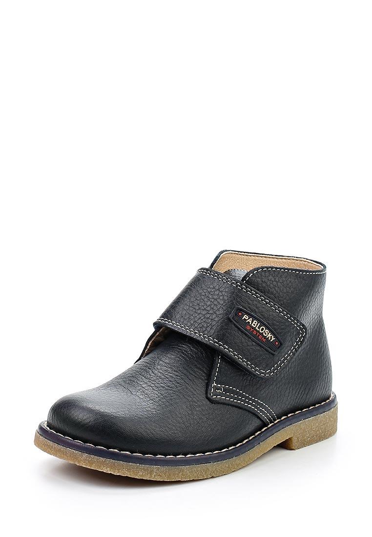 Ботинки для мальчиков Pablosky 580027