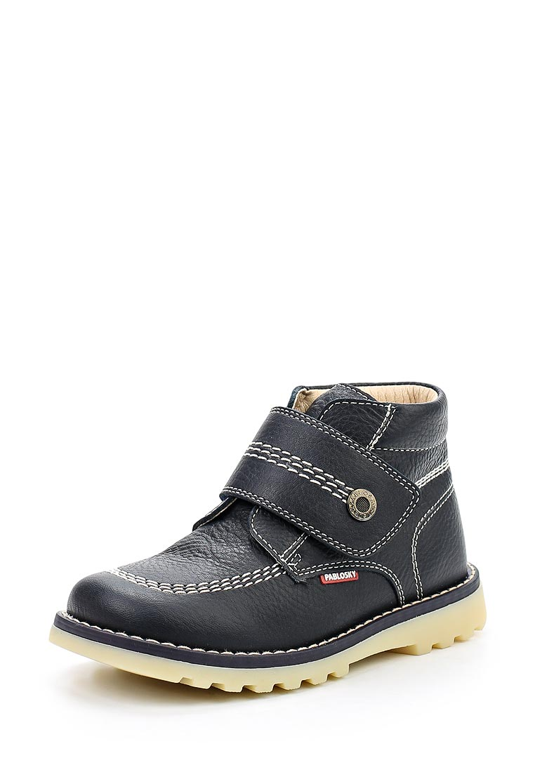 Ботинки для мальчиков Pablosky 580127