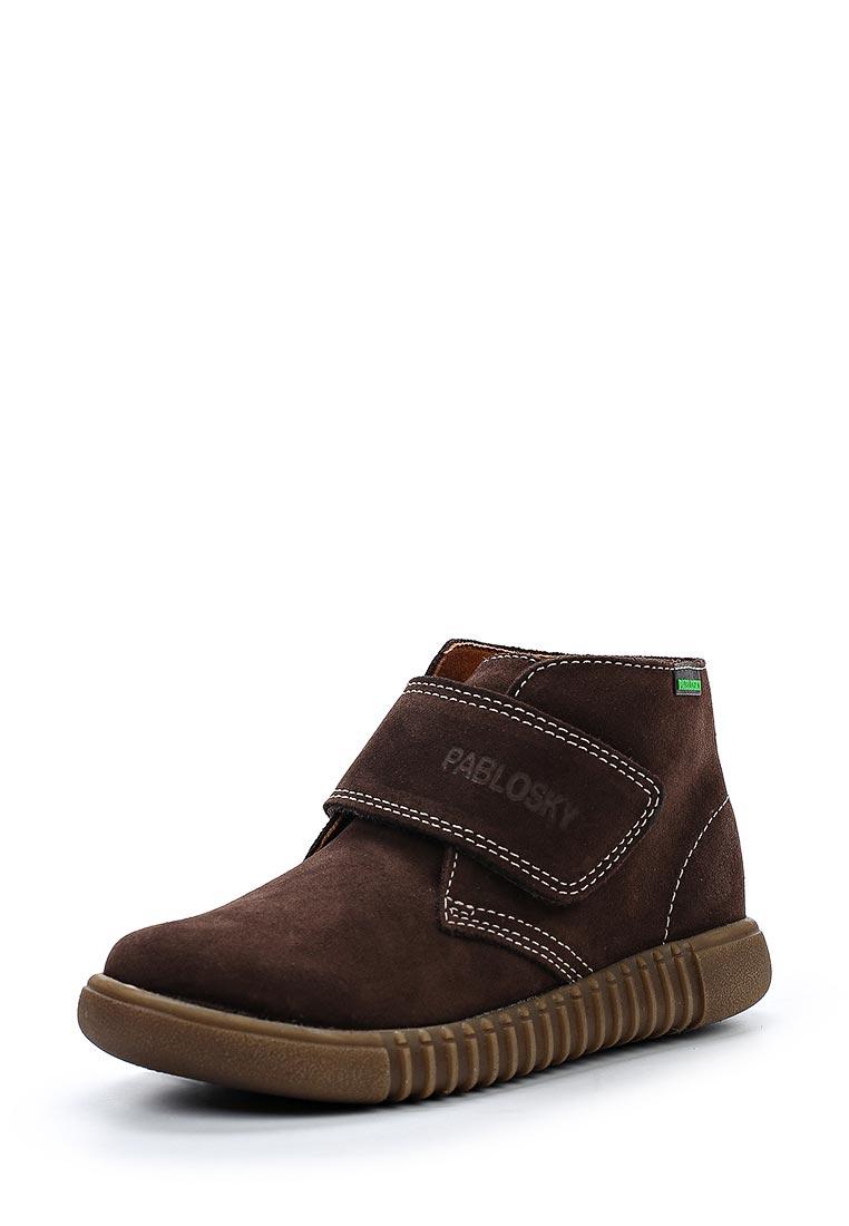 Ботинки для мальчиков Pablosky 580596