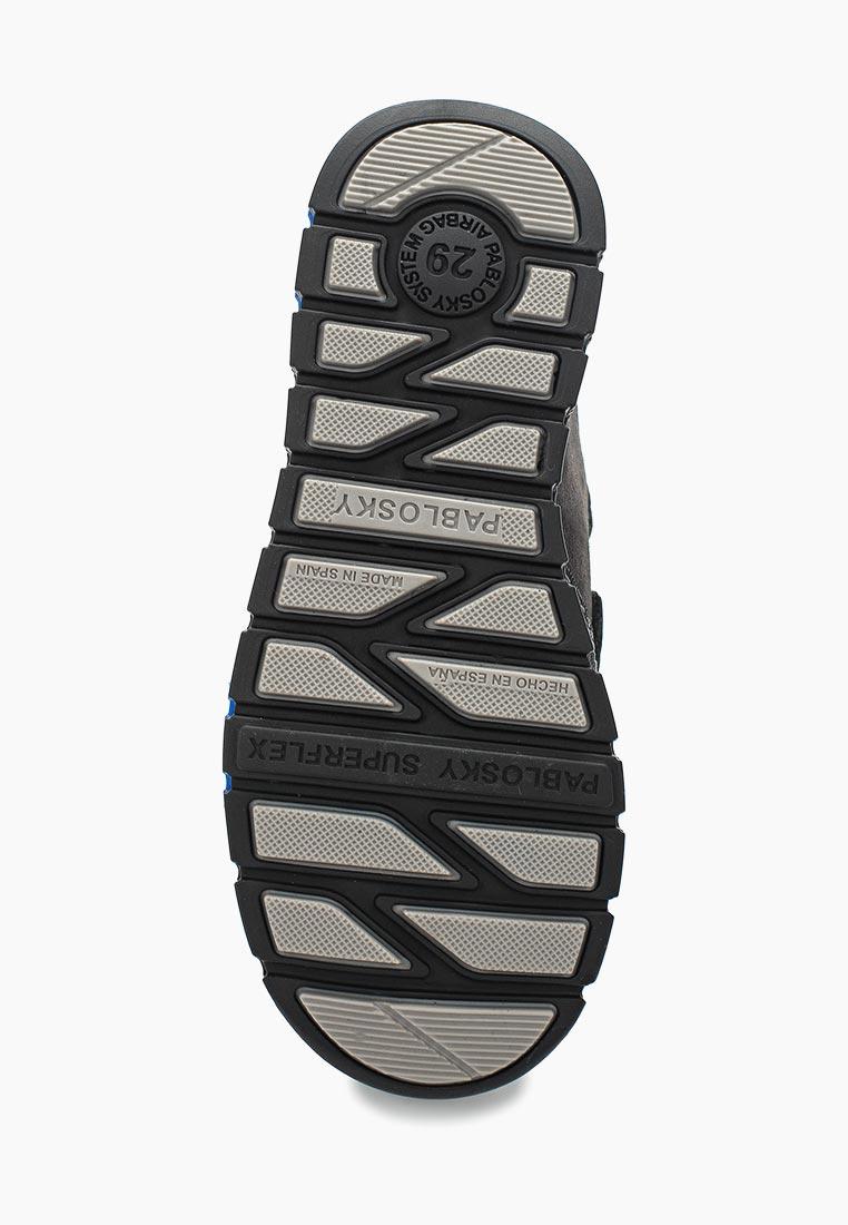Ботинки для мальчиков Pablosky (Паблоски) 581212: изображение 3