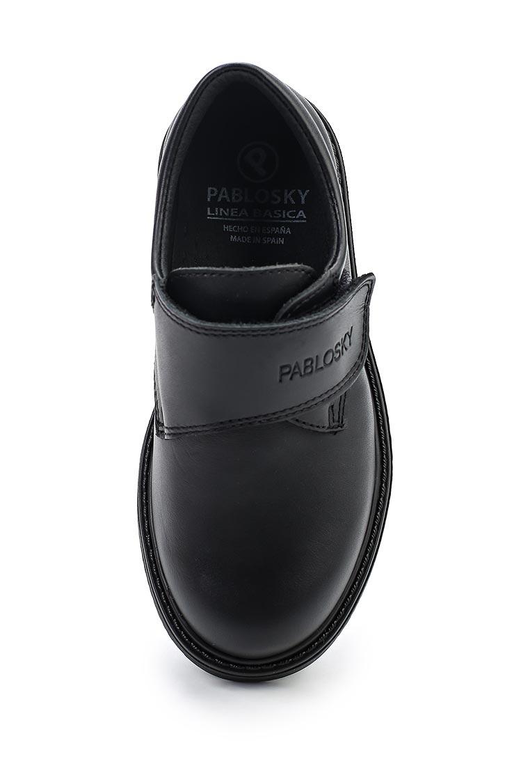 Ботинки для мальчиков Pablosky 704110: изображение 4