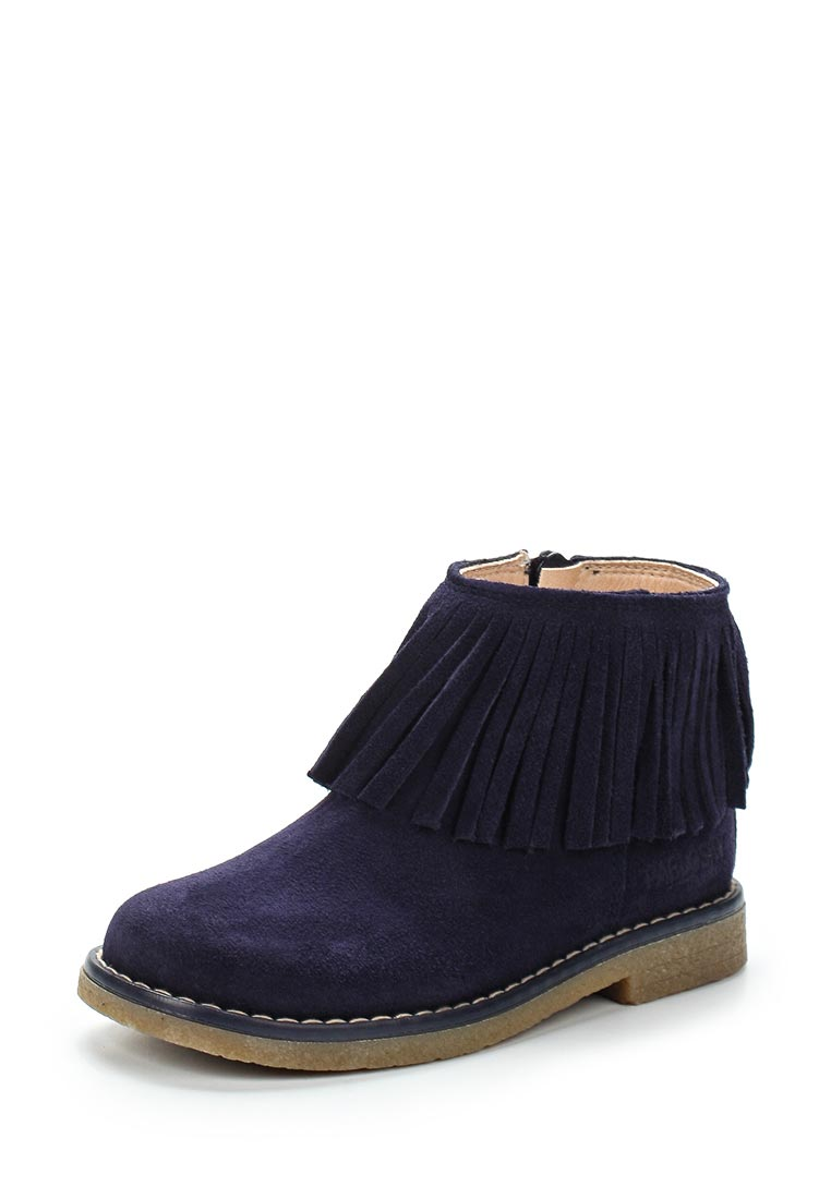 Ботинки для девочек Pablosky (Паблоски) 447826
