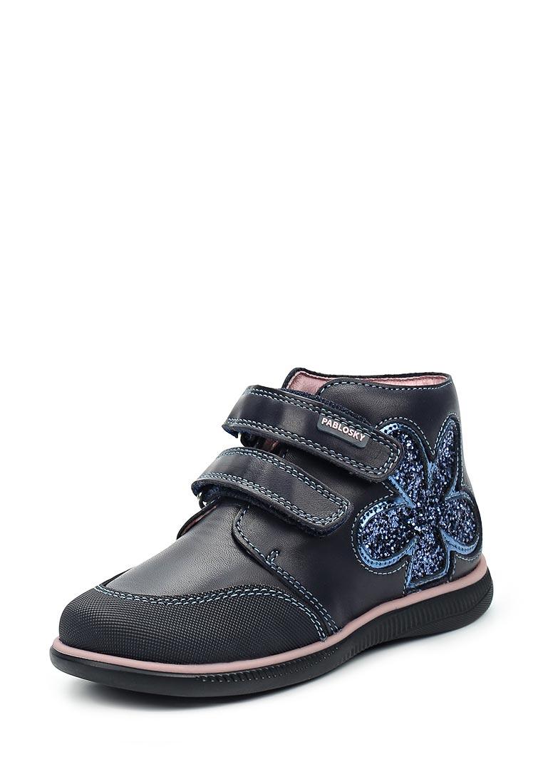 Ботинки для девочек Pablosky 21124