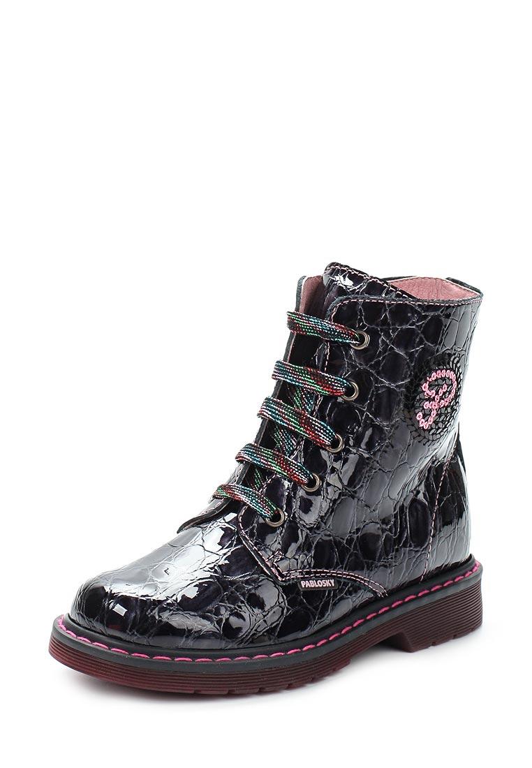Ботинки для девочек Pablosky 448753