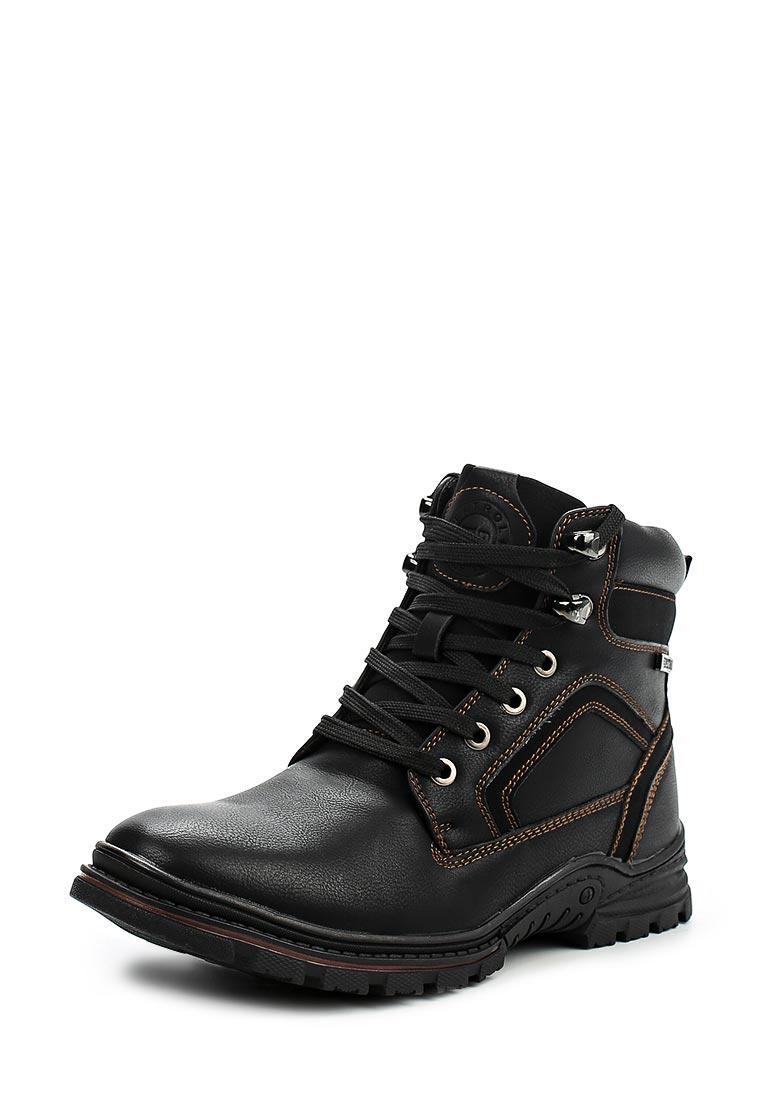 Ботинки для мальчиков Patrol (Патрол) 754-991IM-17w-01-1