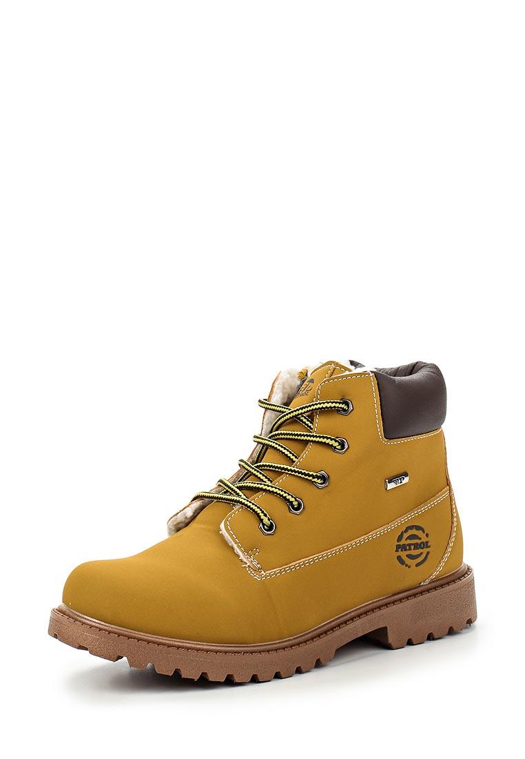 Ботинки для мальчиков Patrol (Патрол) 935-513IM-17w-04-45