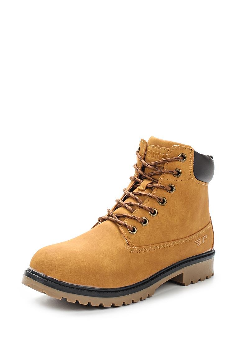 Ботинки для мальчиков Patrol (Патрол) 763-348PIM-18w-04-45
