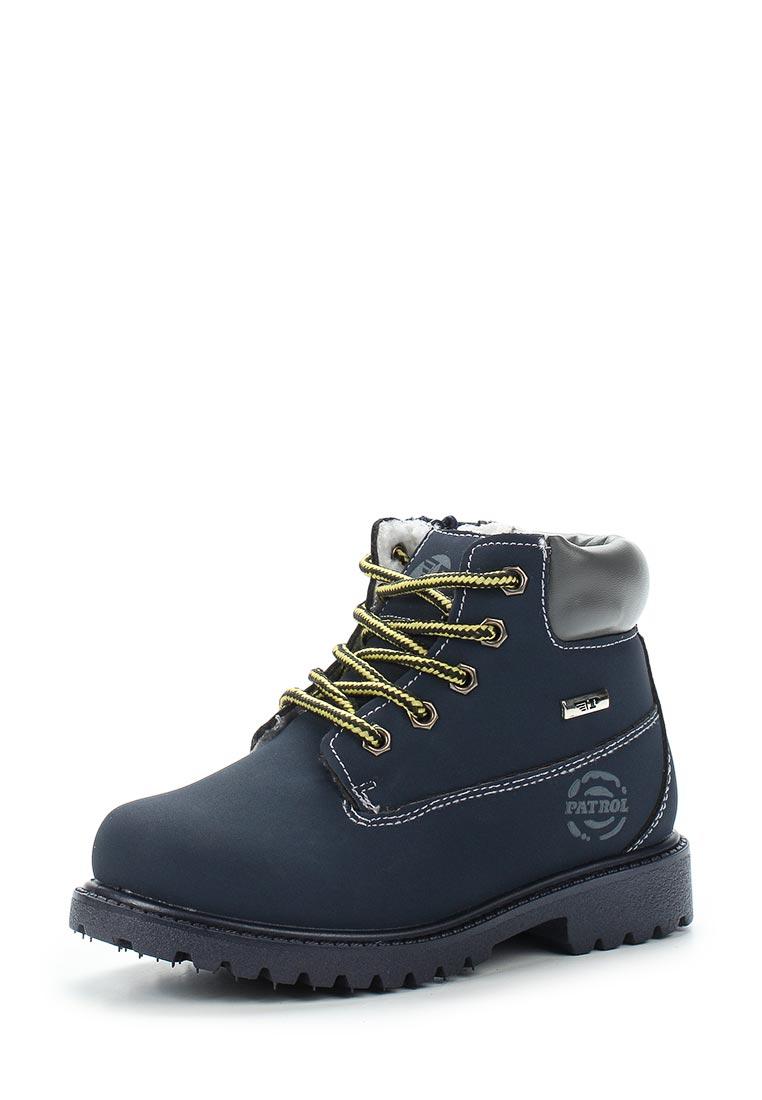 Ботинки для мальчиков Patrol (Патрол) 935-513PIM-18w-04-42