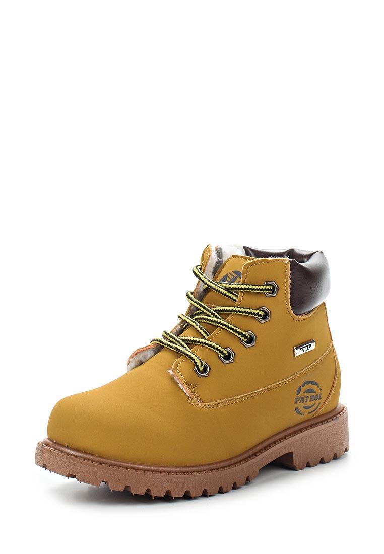 Ботинки для мальчиков Patrol (Патрол) 935-513PIM-18w-04-45