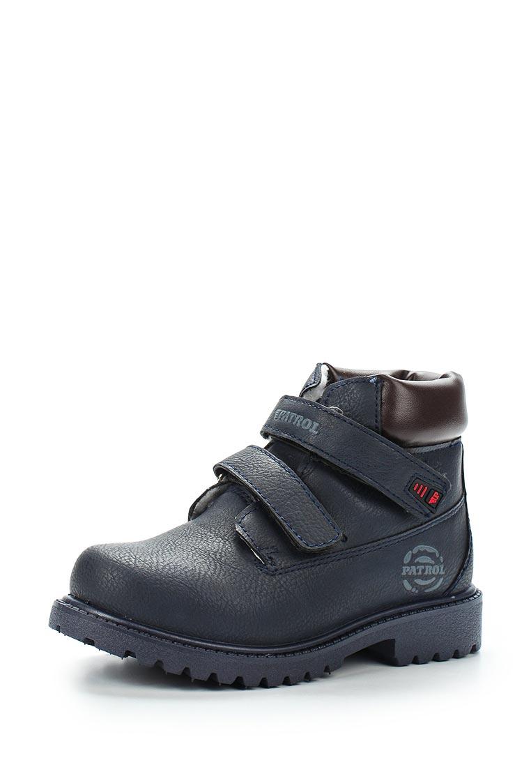 Ботинки для мальчиков Patrol (Патрол) 935-514PIM-18w-01-42