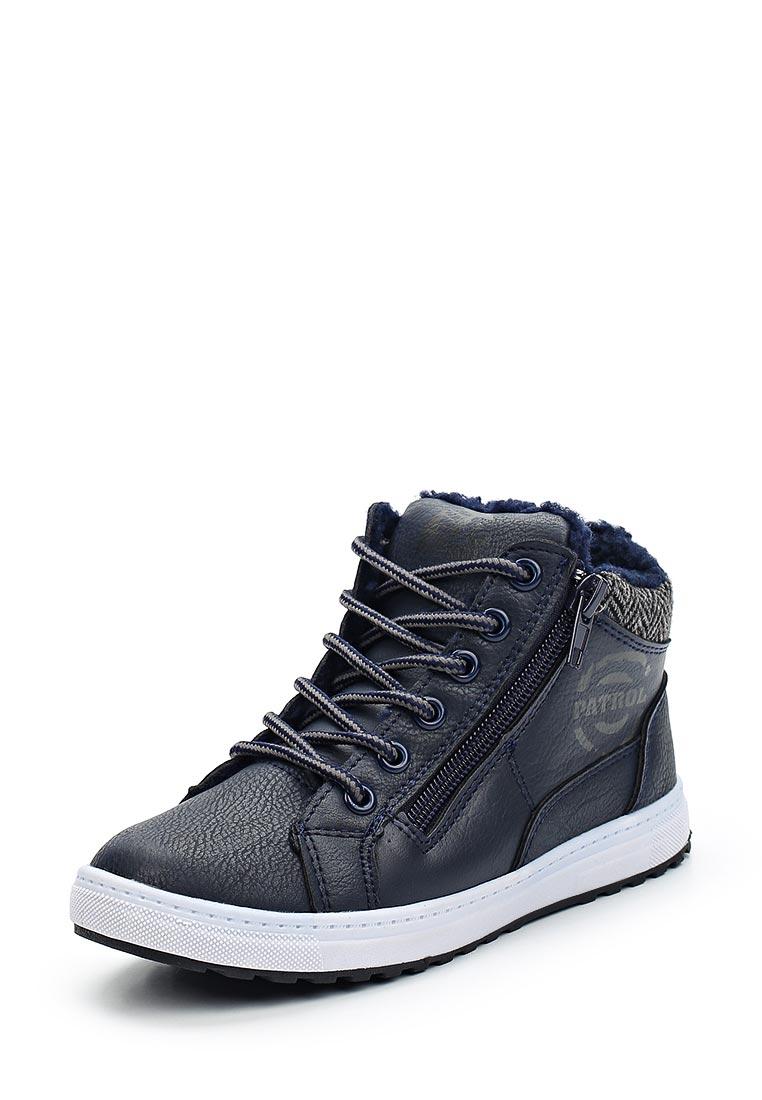 Ботинки для мальчиков Patrol (Патрол) 960-14PIM-18w-01/8-42