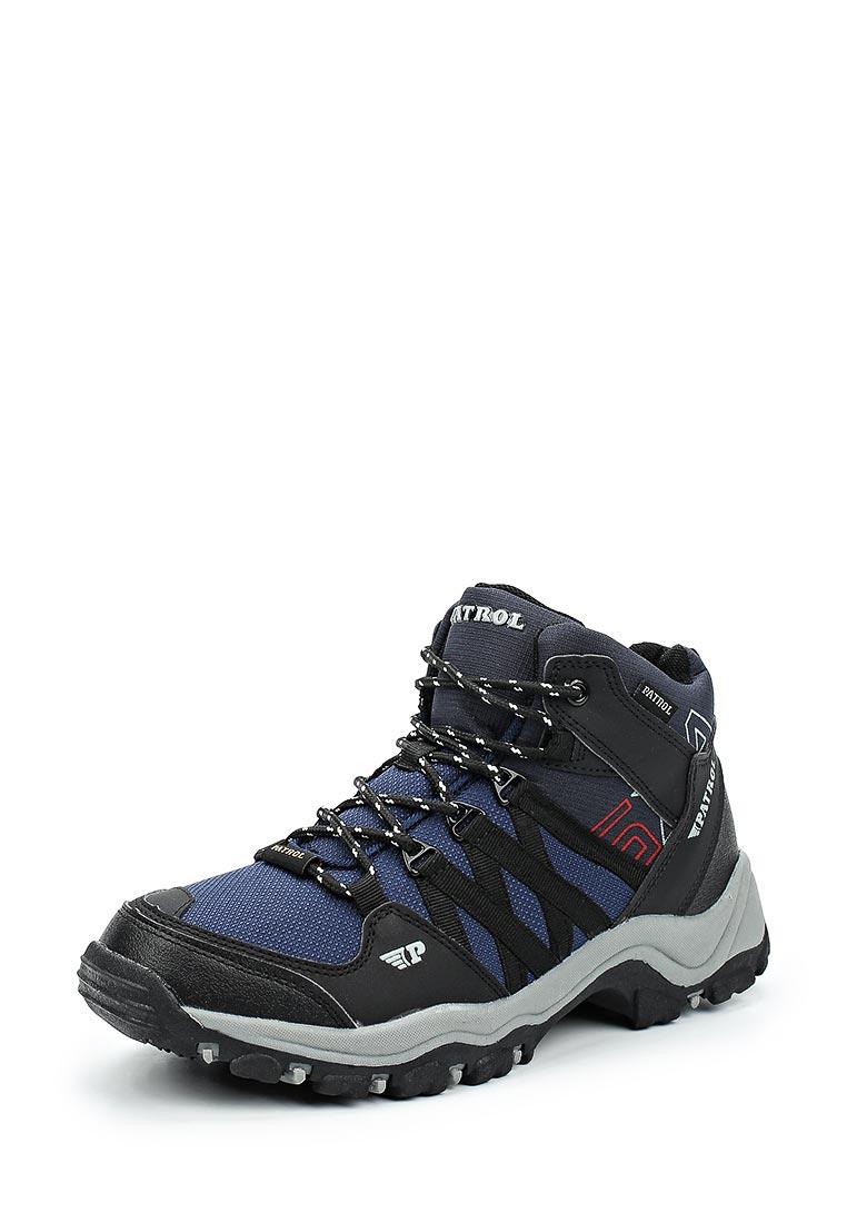 Ботинки для мальчиков Patrol (Патрол) 721-111TM-18w-01-42