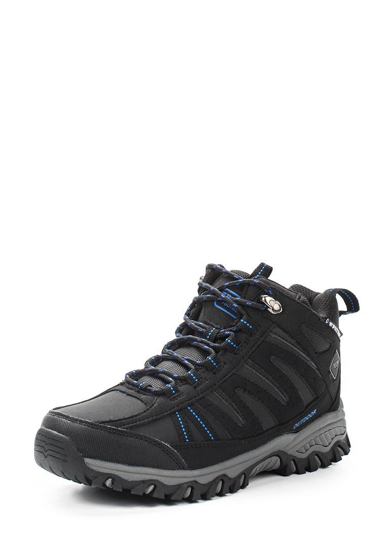 Ботинки для мальчиков Patrol (Патрол) 732-921IM-18w-04/01-1