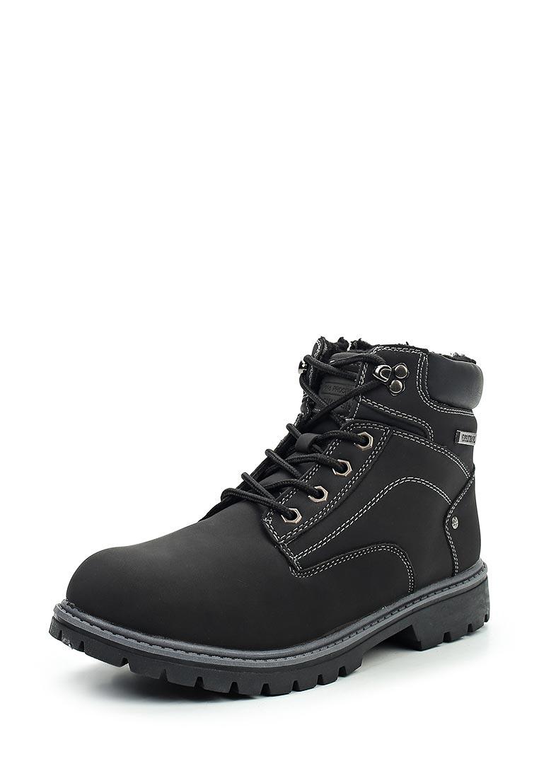 Ботинки для мальчиков Patrol (Патрол) 763-108IM-18w-04-1