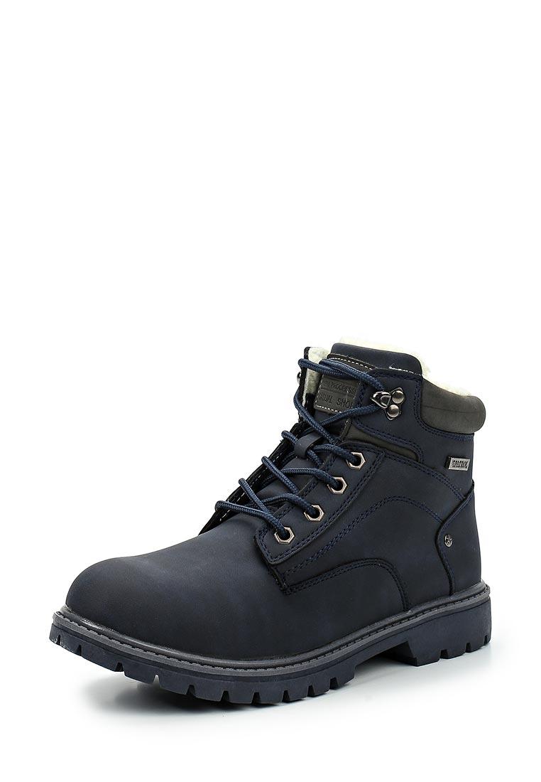 Ботинки для мальчиков Patrol (Патрол) 763-108IM-18w-04-16