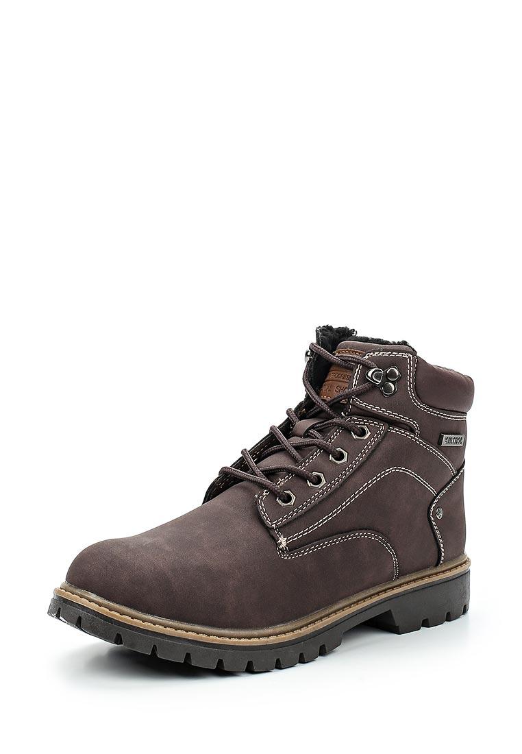 Ботинки для мальчиков Patrol (Патрол) 763-108IM-18w-04-2