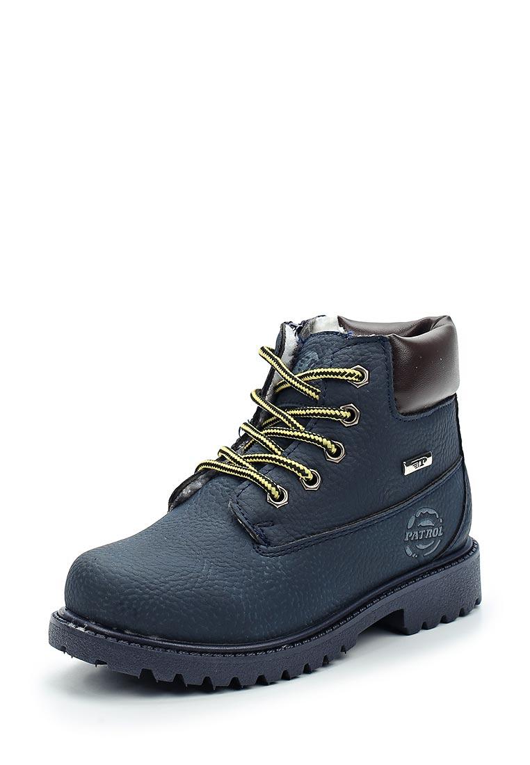 Ботинки для мальчиков Patrol (Патрол) 935-513IM-18w-01-16