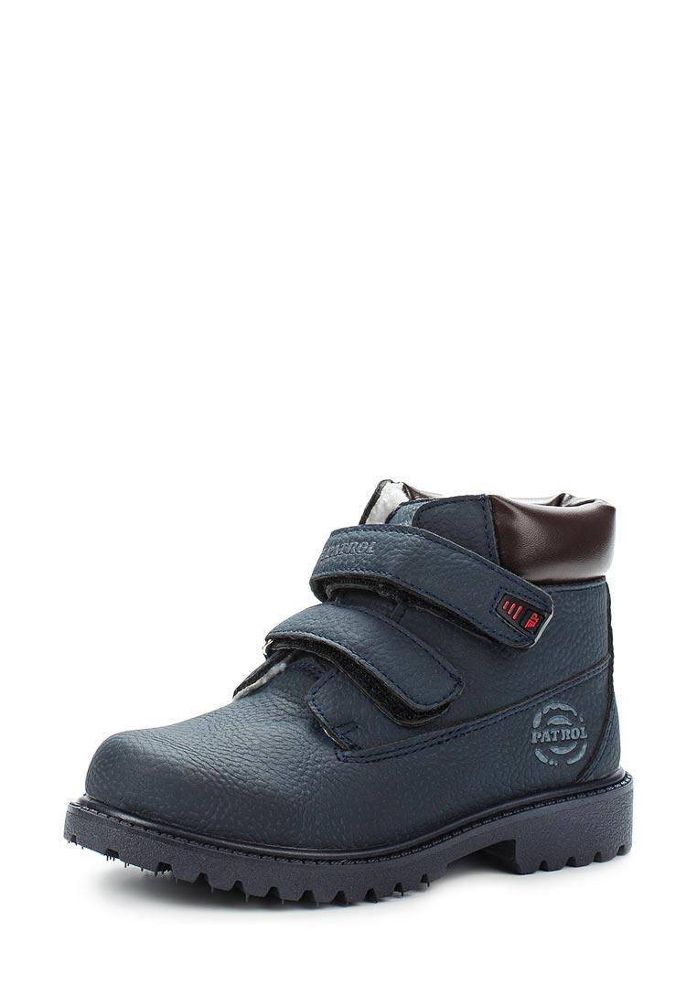 Ботинки для мальчиков Patrol (Патрол) 935-514IM-18w-01-16