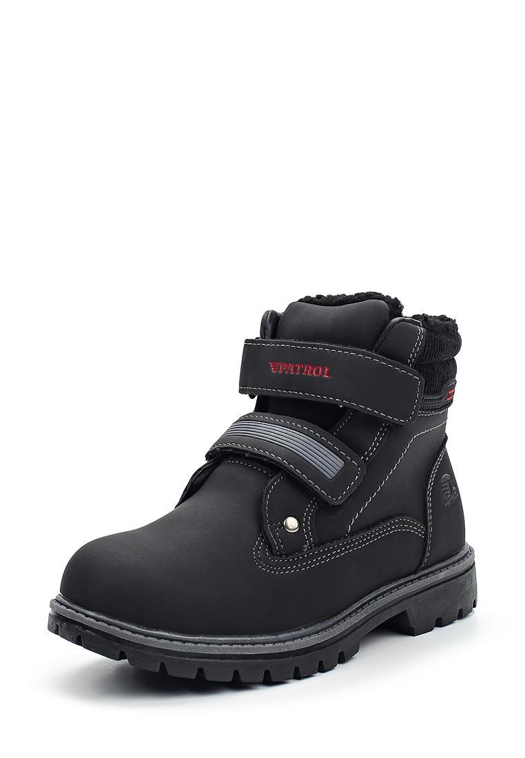 Ботинки для мальчиков Patrol (Патрол) 963-085IM-18w-04-1