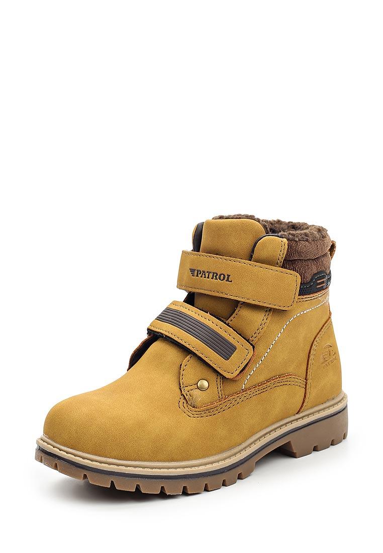 Ботинки для мальчиков Patrol (Патрол) 963-085IM-18w-04-45