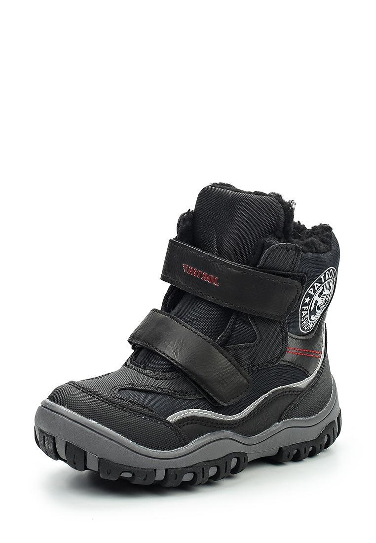 Ботинки для мальчиков Patrol (Патрол) 963-111IM-18w-01/8-1