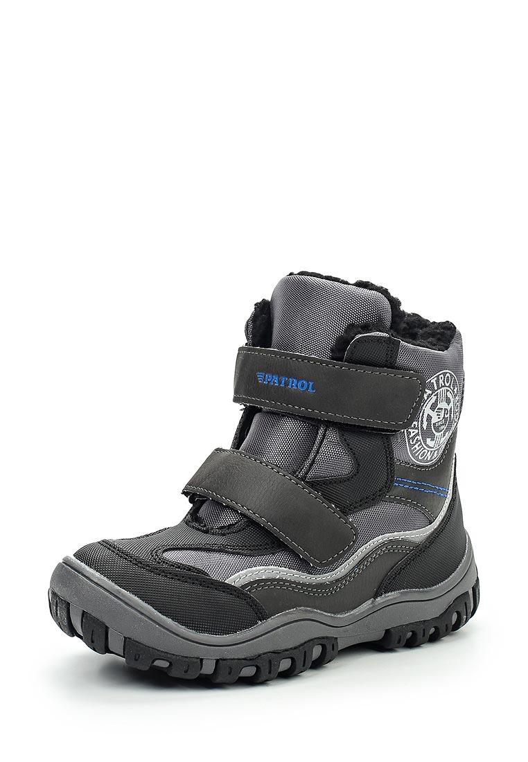 Ботинки для мальчиков Patrol (Патрол) 963-111IM-18w-01/8-5