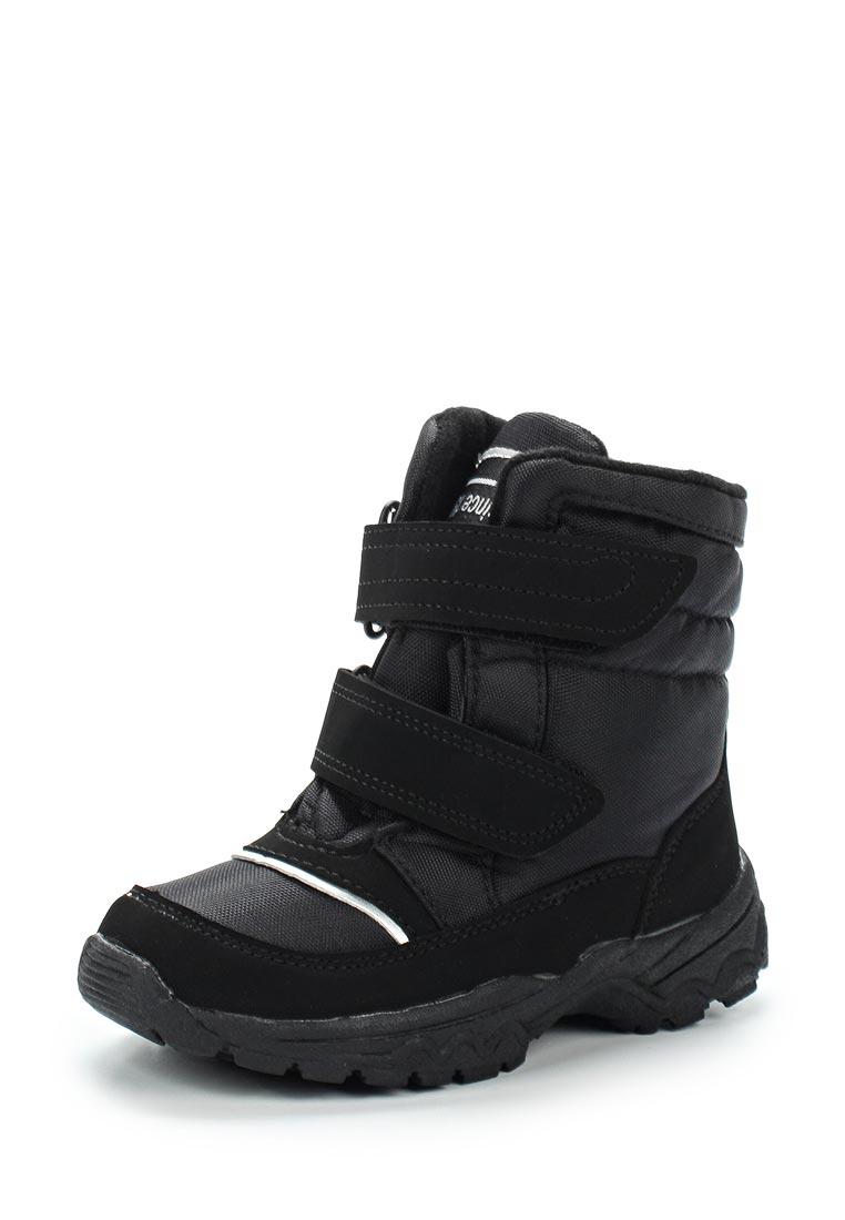 Ботинки для мальчиков Patrol (Патрол) 988-209IM-18w-8/04-1