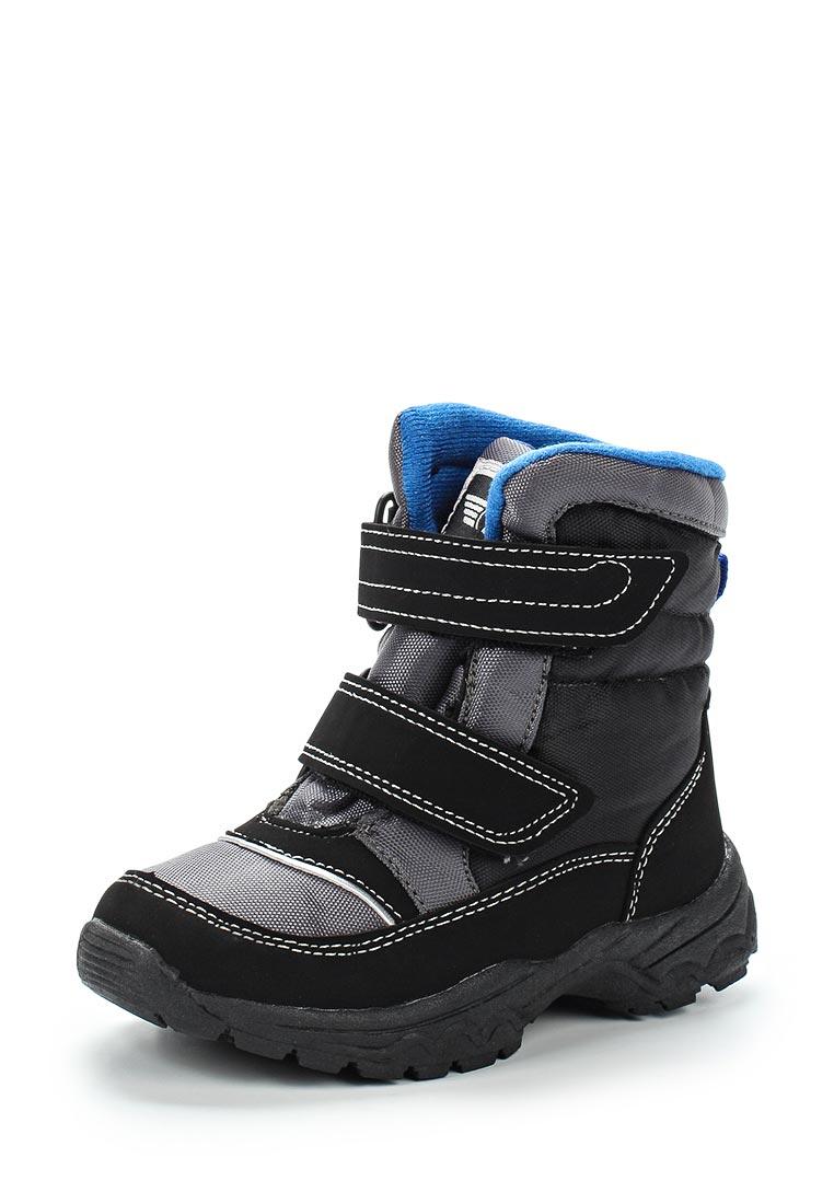 Ботинки для мальчиков Patrol (Патрол) 988-209IM-18w-8/04-5/1