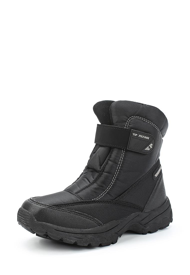 Ботинки для мальчиков Patrol (Патрол) 788-134IM-18w-8/04-1
