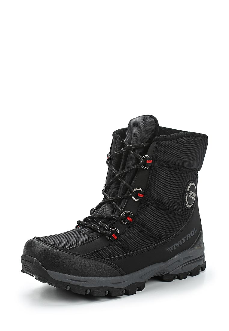 Ботинки для мальчиков Patrol (Патрол) 788-136IM-18w-8/01-1