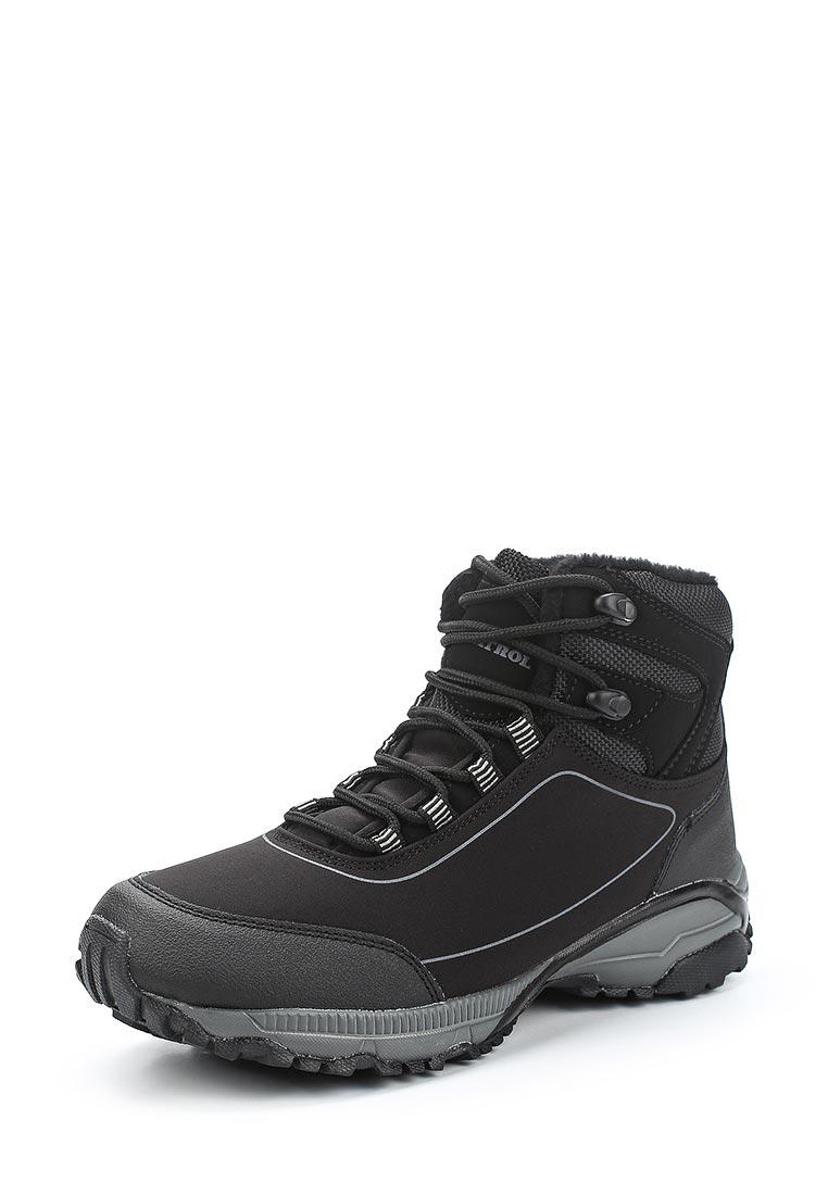 Ботинки для мальчиков Patrol (Патрол) 796-162F-18w-01-1/5