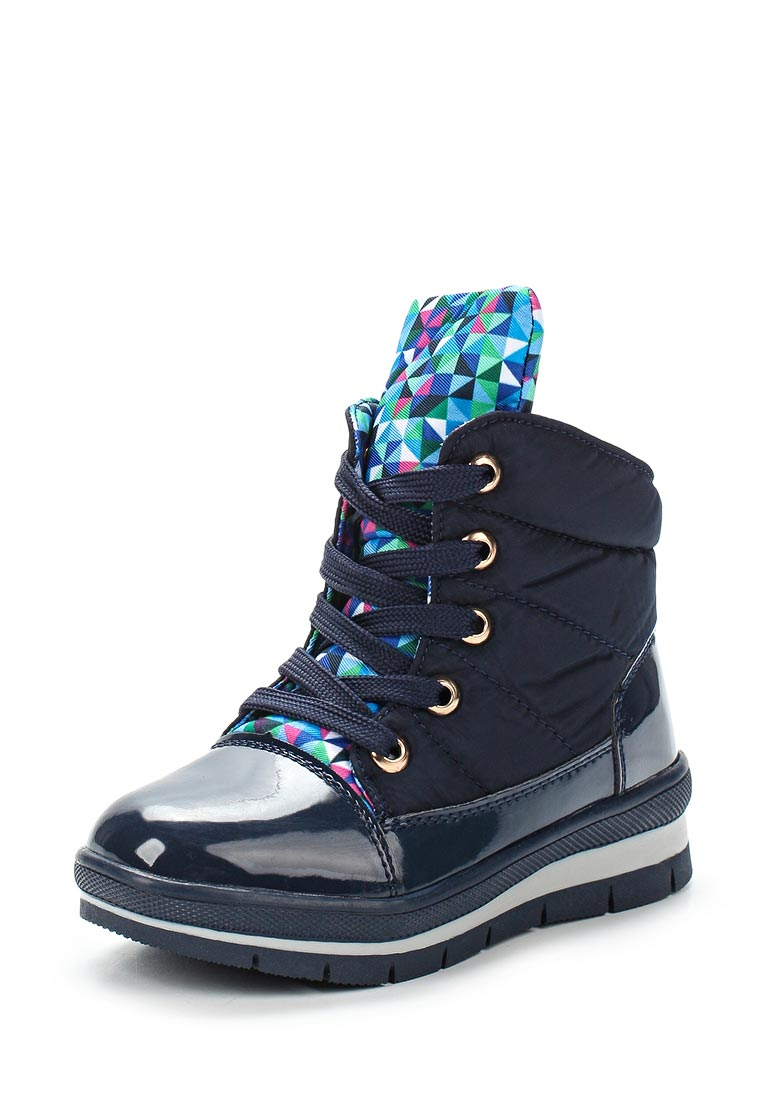 Ботинки для девочек Patrol (Патрол) 903-010IM-18w-8/05-16