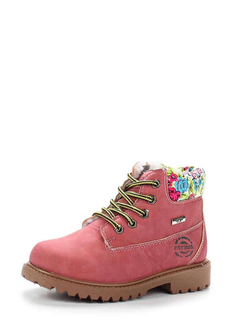 Ботинки для девочек Patrol (Патрол) 935-512IM-18w-04-17