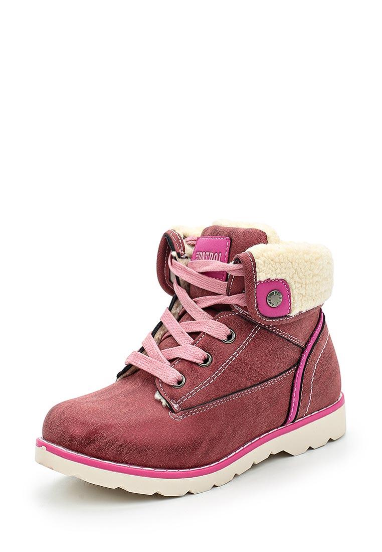 Ботинки для девочек Patrol (Патрол) 959-818IM-18w-04-23