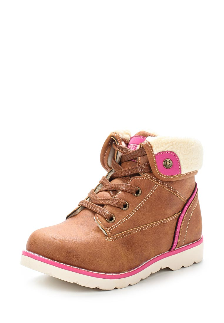 Ботинки для девочек Patrol (Патрол) 959-818IM-18w-04-3