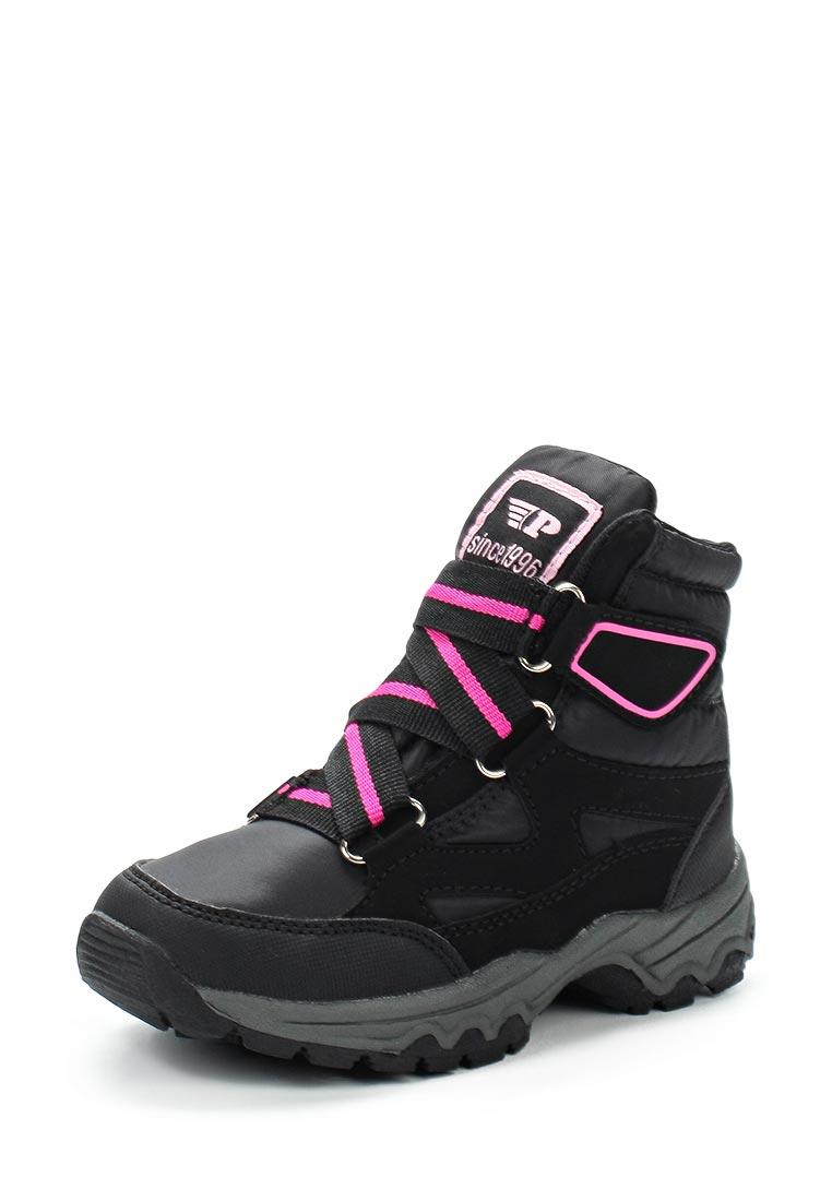 Ботинки для девочек Patrol (Патрол) 988-130IM-18w-8/04-1