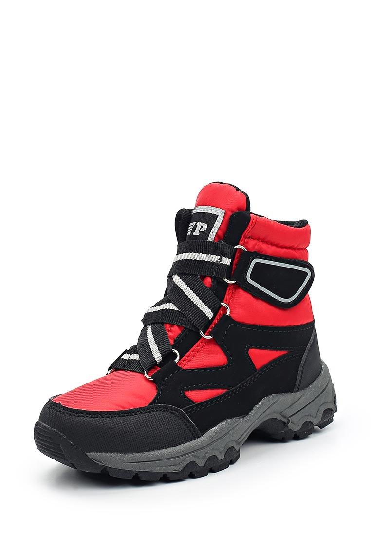 Ботинки для девочек Patrol (Патрол) 988-130IM-18w-8/04-15