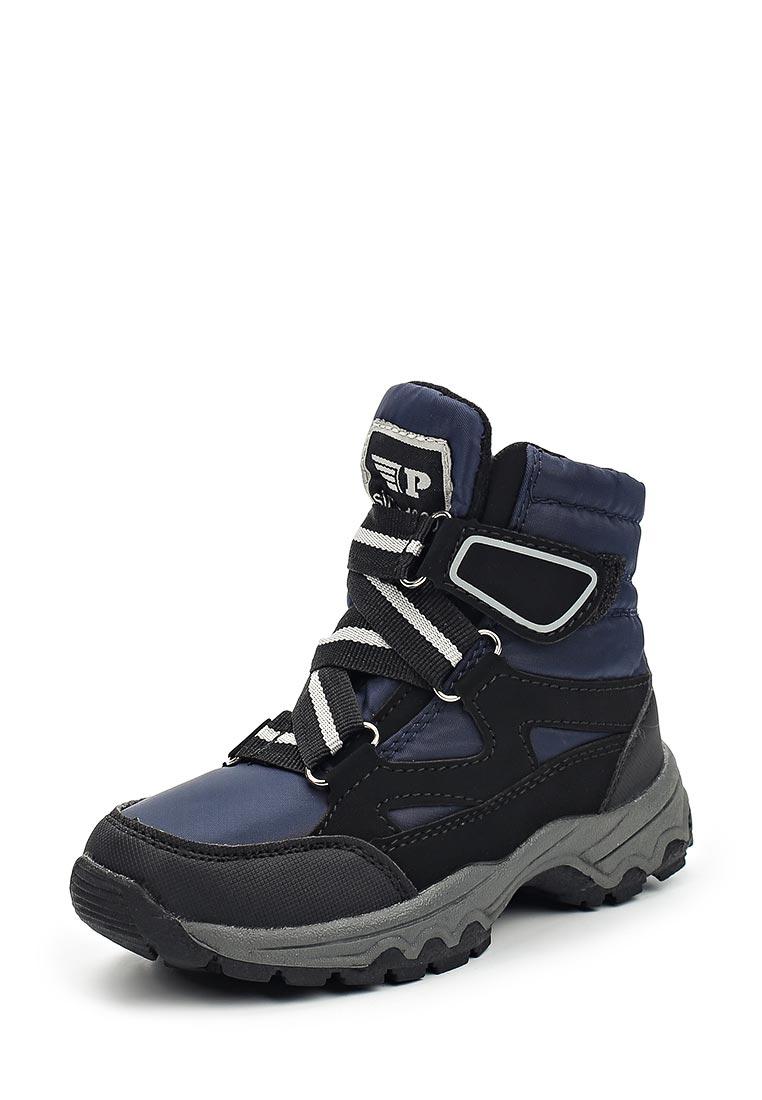 Ботинки для девочек Patrol (Патрол) 988-130IM-18w-8/04-16