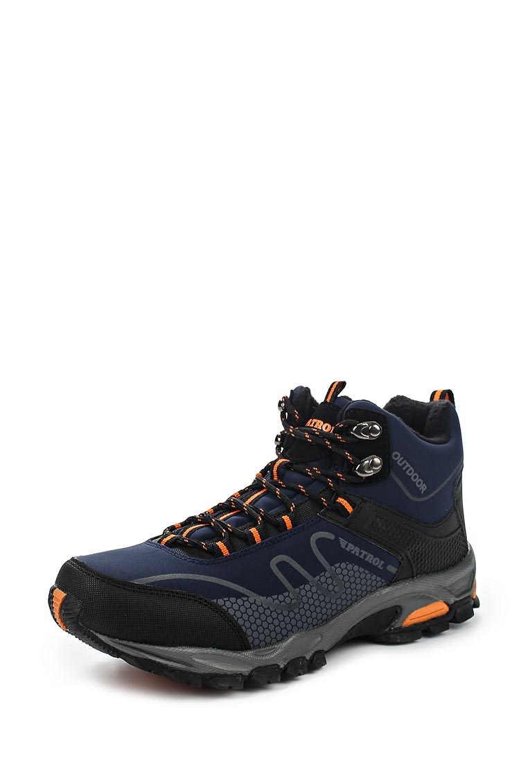 Спортивные мужские ботинки Patrol (Патрол) 562-006F-17w-8/01-42