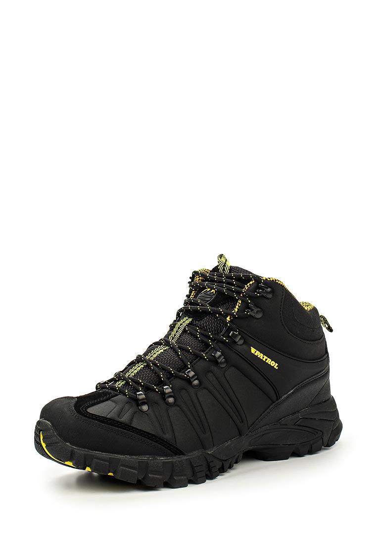 Спортивные мужские ботинки Patrol (Патрол) 579-842IM-17w-01-1