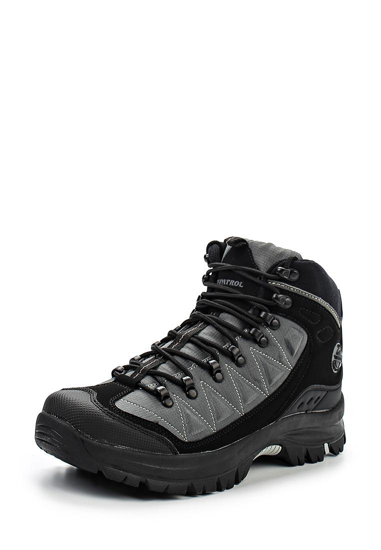 Спортивные мужские ботинки Patrol (Патрол) 579-505PIM-17w-01/8-1/5