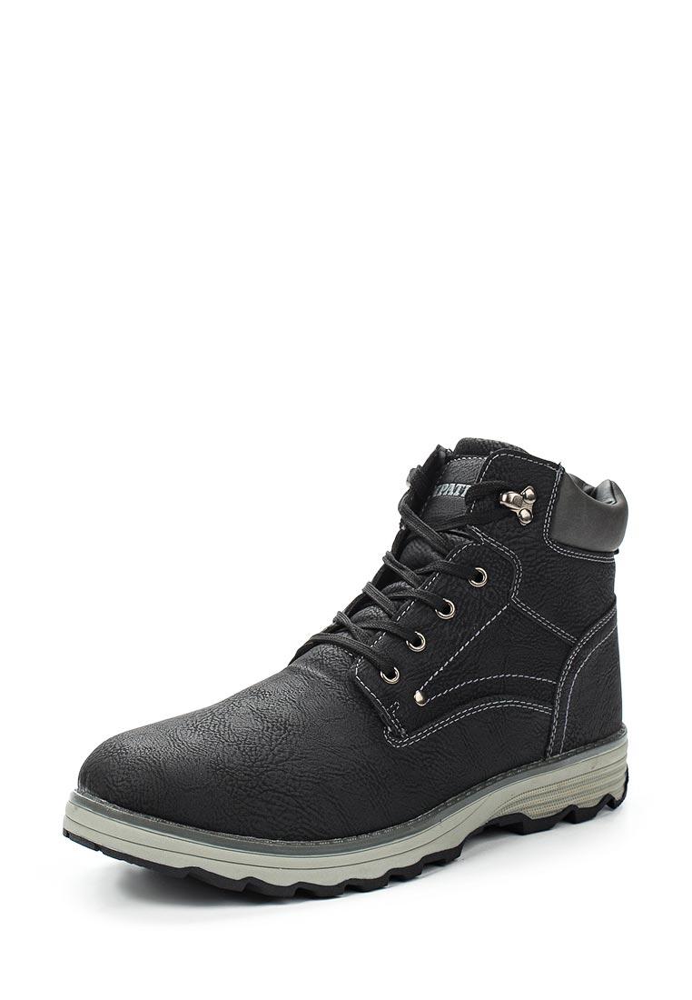 Мужские ботинки Patrol (Патрол) 443-239IM-18w-01-1