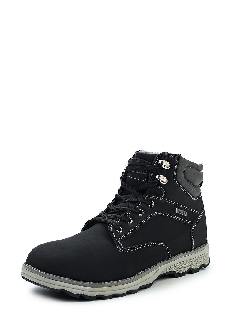 Мужские ботинки Patrol (Патрол) 443-256IM-18w-04-1