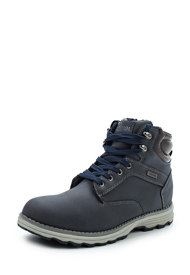 Мужские ботинки Patrol (Патрол) 443-256IM-18w-04-16