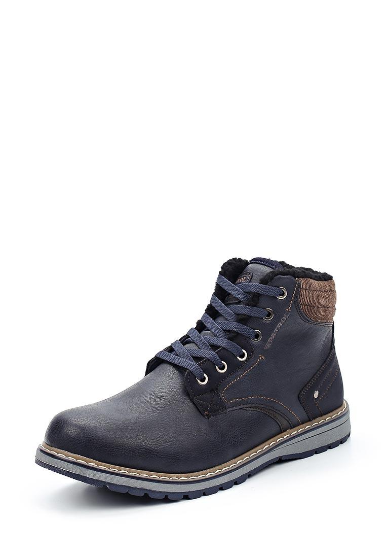 Мужские ботинки Patrol (Патрол) 463-100IM-18w-01-16