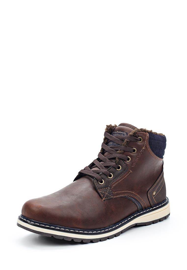 Мужские ботинки Patrol (Патрол) 463-100IM-18w-01-2